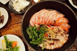 sosohan punggyeong fusion restaurant buam dong