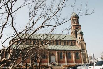 jeondong catholic cathedral jeonju