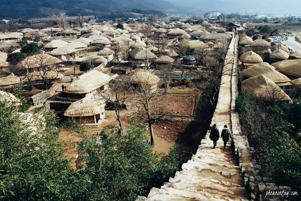 naganeupseong fortress