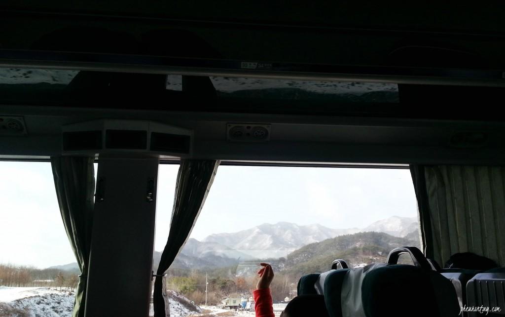 mugunghwa train south korea