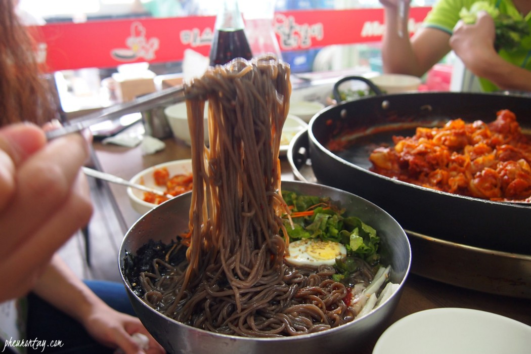 12 SUMMER FOOD RECOMMENDATIONS IN KOREA