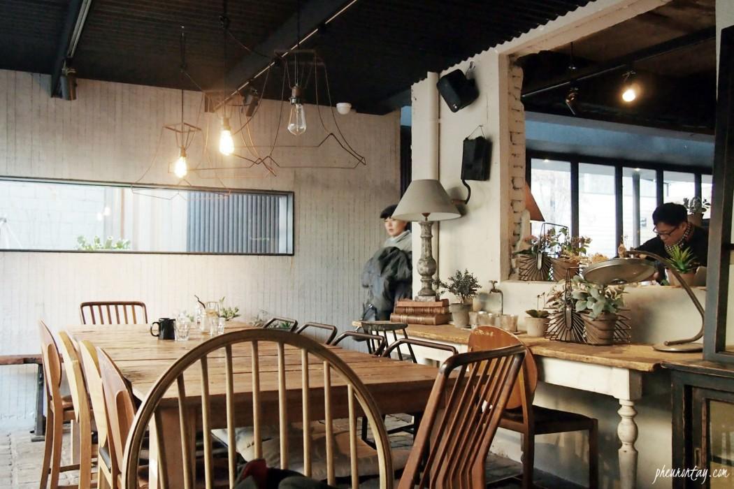 Cafe Ando Itaewon Seoul