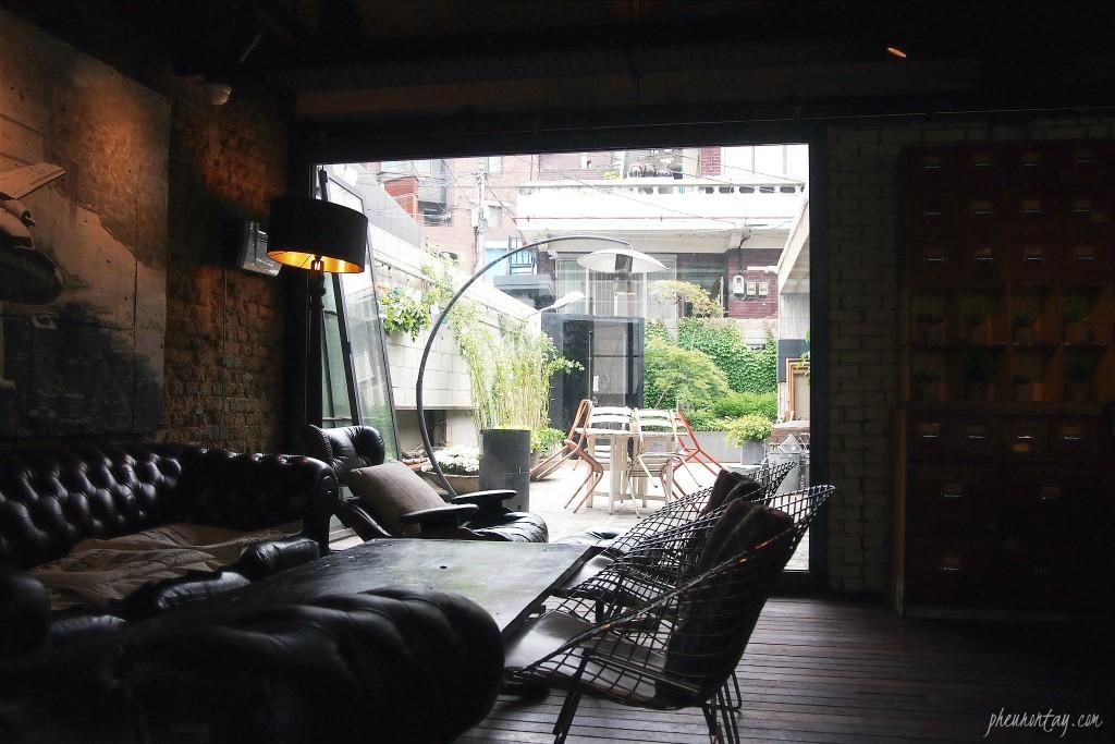 Cafe Ando Itaewon Seoul 카페안도 이태원