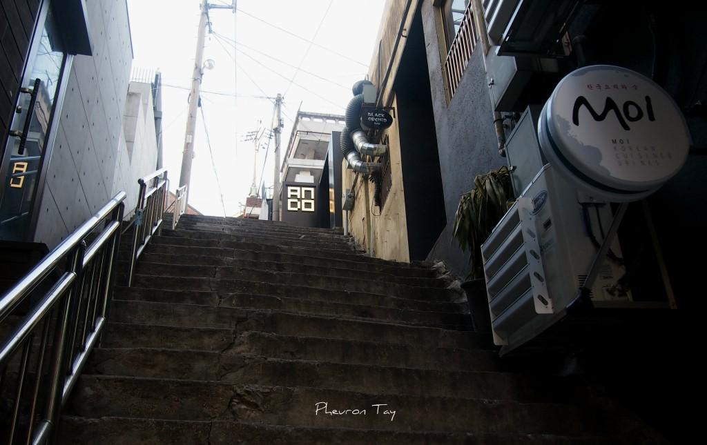 hidden cafe seoul