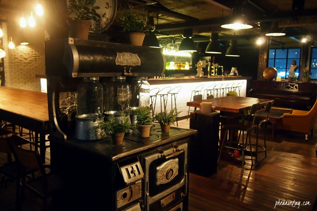 Cafe with good ambience Seoul