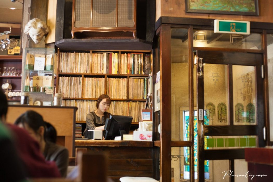 HAKRIM DABANG: THE OLDEST CAFE IN SOUTH KOREA